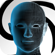 3D Fake Face icon