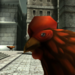ROBOTS ZOMBIES AND GIANT CHICKENS CHASING you i...