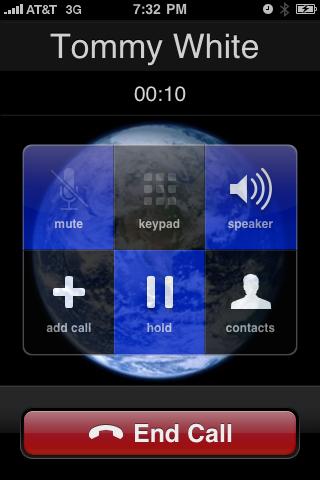 A Fake Caller - FREE (Entertainment) free app screenshot 1