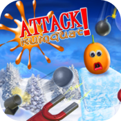 Attack Kumquat HD icon