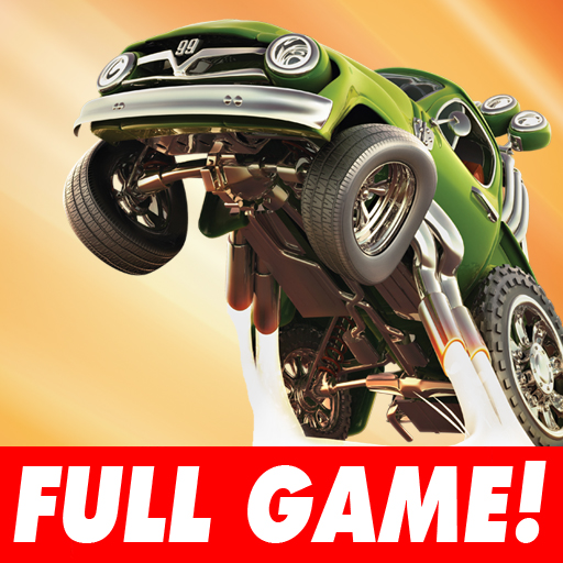 Stunt Car Racing 99 Tracks FREE