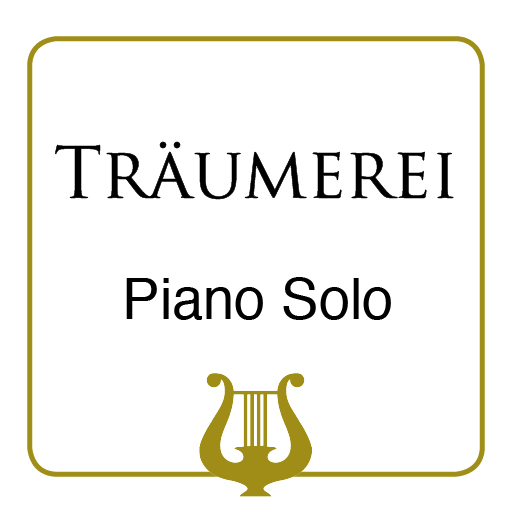 Trumerei by R. Schumann - Piano Solo (iPad Edition)