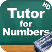 Tutor for Numbers for the iPad icon