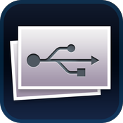 USB Photo • Video Transfer icon