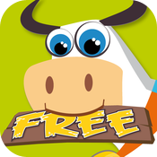 KiDSAPP HD: The Farm - Free icon