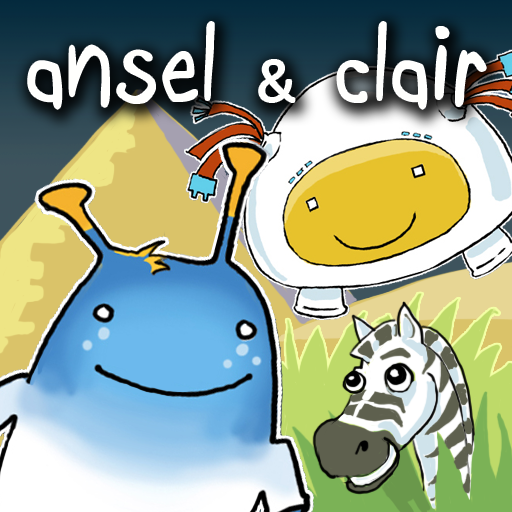 Ansel & Clair's Adventures in Africa