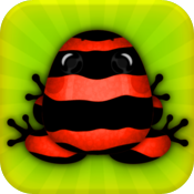 Dizzypad - Frog Jump Fun icon