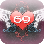 69 Love Test icon