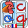 French Words for Kids HD - Learn to Pronounce and Write French Words with Dictée Muette Montessori