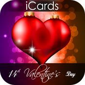 14th Valentine's Day iCards icon