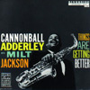 Groovin' High - Cannonball Adderley