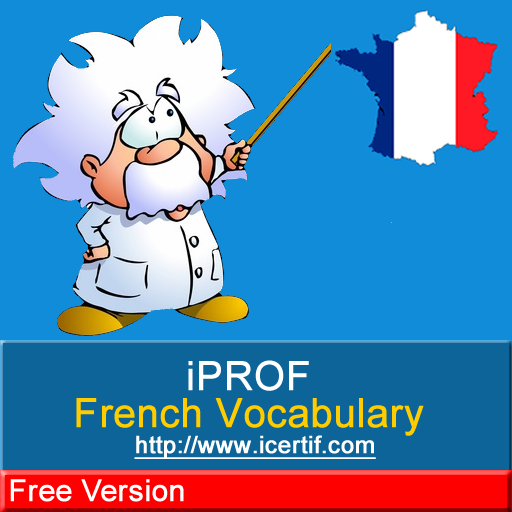 french, improve your vocabulary - free