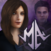 Mystery Agency - A Vampire's Kiss icon