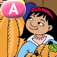 Maria Counts Pumpkins - LAZ Reader [Level A-kindergarten]
