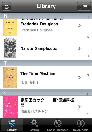 eBookMobi Free free app screenshot 1