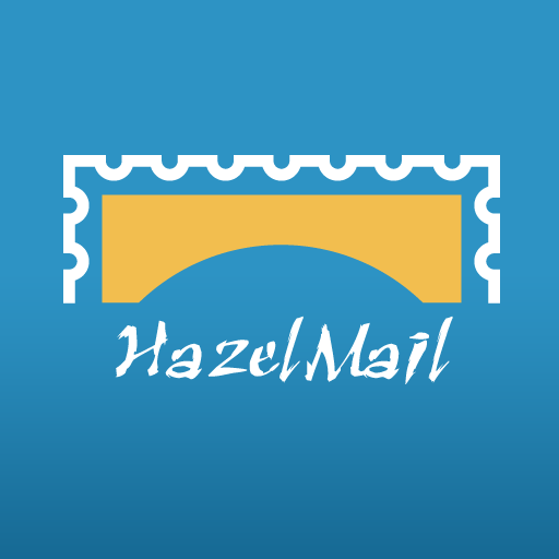 free HazelMail Postcards iphone app