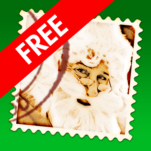 free Postcards From Santa (FREE) iphone app