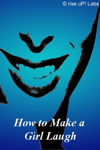 How to Make a Girl Laugh free app screenshot 1