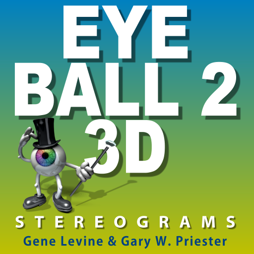 EYE BALL 2 - 3D STEREOGRAMS