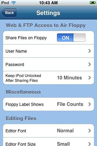 AirFloppy