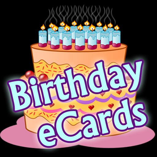 free Birthday eCards iphone app