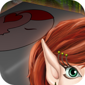 Fairy Cubes Valentine icon