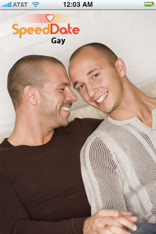Gay SpeedDate - Date Local Men! free app screenshot 1