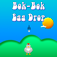 Bok-Bok Egg Drop Icon