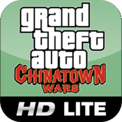 Grand Theft Auto: Chinatown Wars HD Lite icon