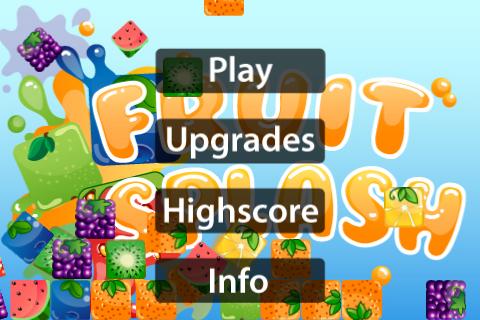 Fruit Splash screenshot 1