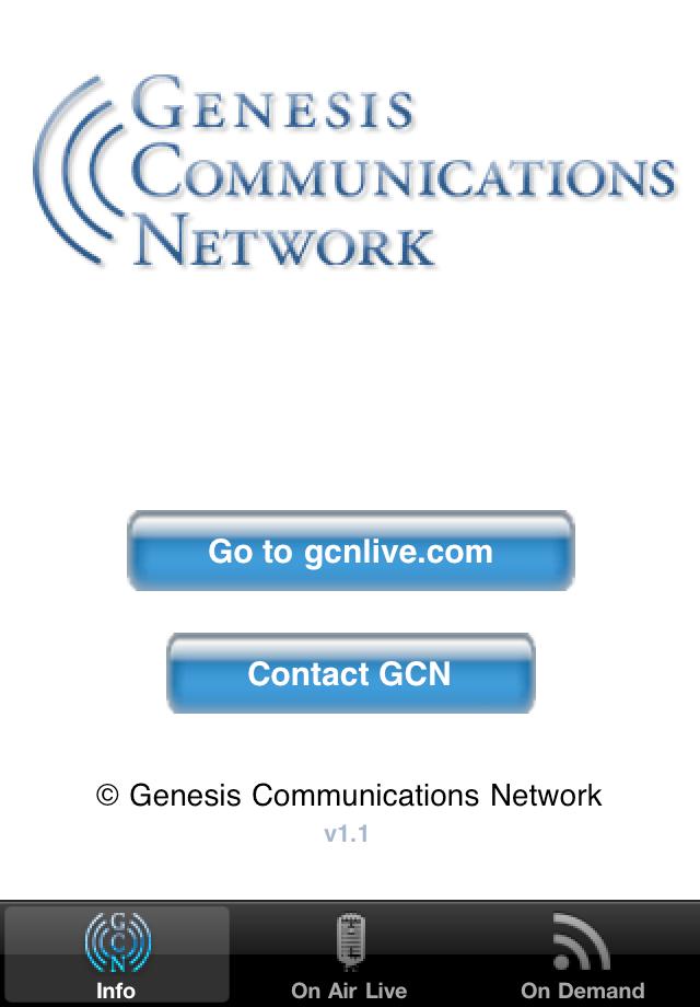 GCN Live free app screenshot 1