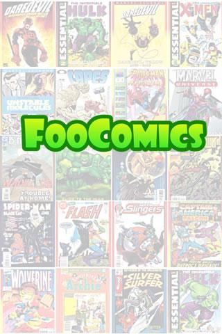 FooComics Auctions free app screenshot 1