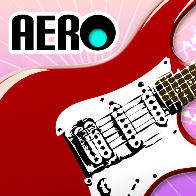 Aero Guitar Ex