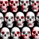 I Want Your Skulls Wallpaper