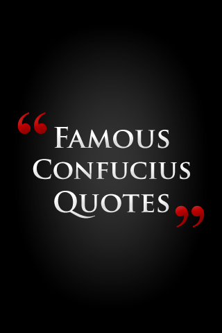 More apps related Famous Confucius Quotes by Feel Social