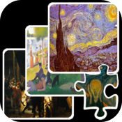 Art Masters Puzzle HD icon