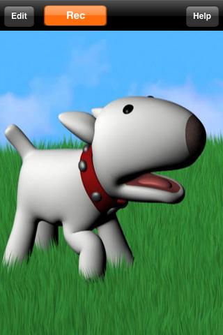 Talking Dog screenshot 1