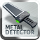 Metall Detector - pocket security tool for iPhone 3GS, iPhone/iPod 4