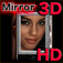 Mirror 3D + HD for iPhone. The only 3D mirror app.