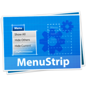 MenuStrip icon