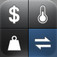 Converter Touch HD ~ Fastest Unit Converter icon iphone apps