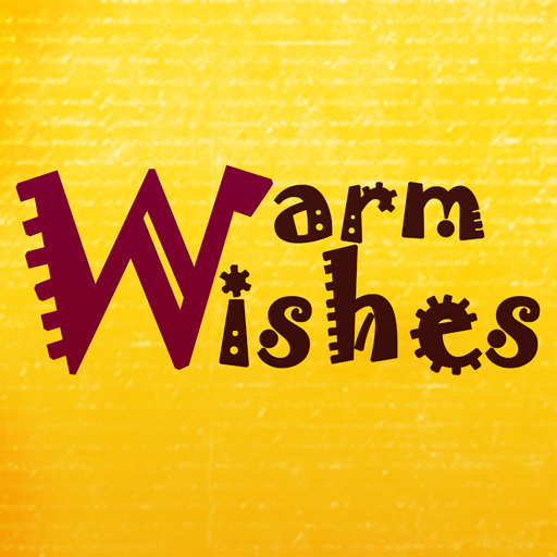 Warm Wishes - Greetings Card