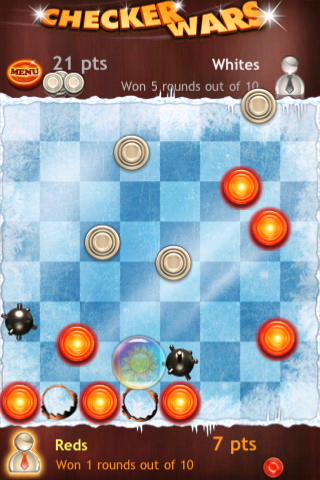 Checker Wars Ads Free