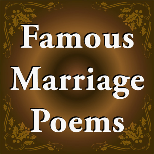 Famous marriage poems by feel social