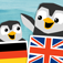 LinguPingu - English German / Deutsch Englisch, children learn languages