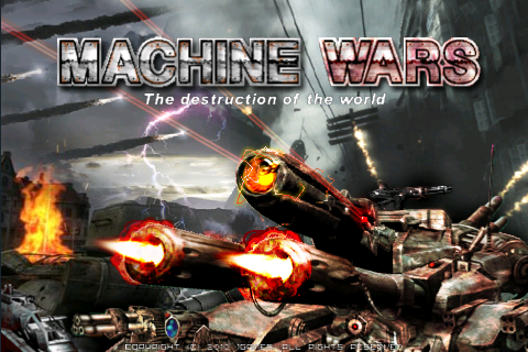 Machine War - All Free Game