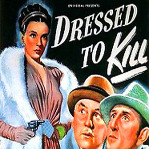 Dressed To Kill (1946) - Basil Rathbone As Sherlock Holmes - Classic Movie