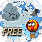 Hazard Balloon Free icon