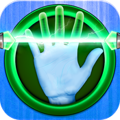 Palm Reading Booth - Horoscopes and tarot reader for hand icon