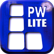 Letris Power Lite: Word puzzle game icon